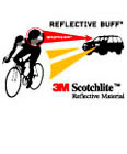 Reflective Buff 3M Scotchlite™ Reflective