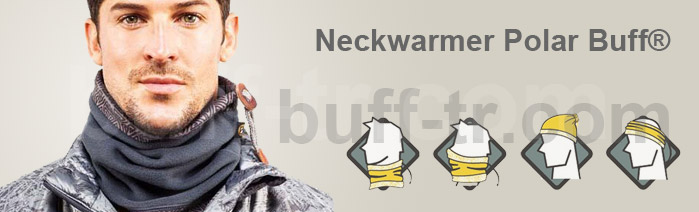 Polar Neckwarmer Buff